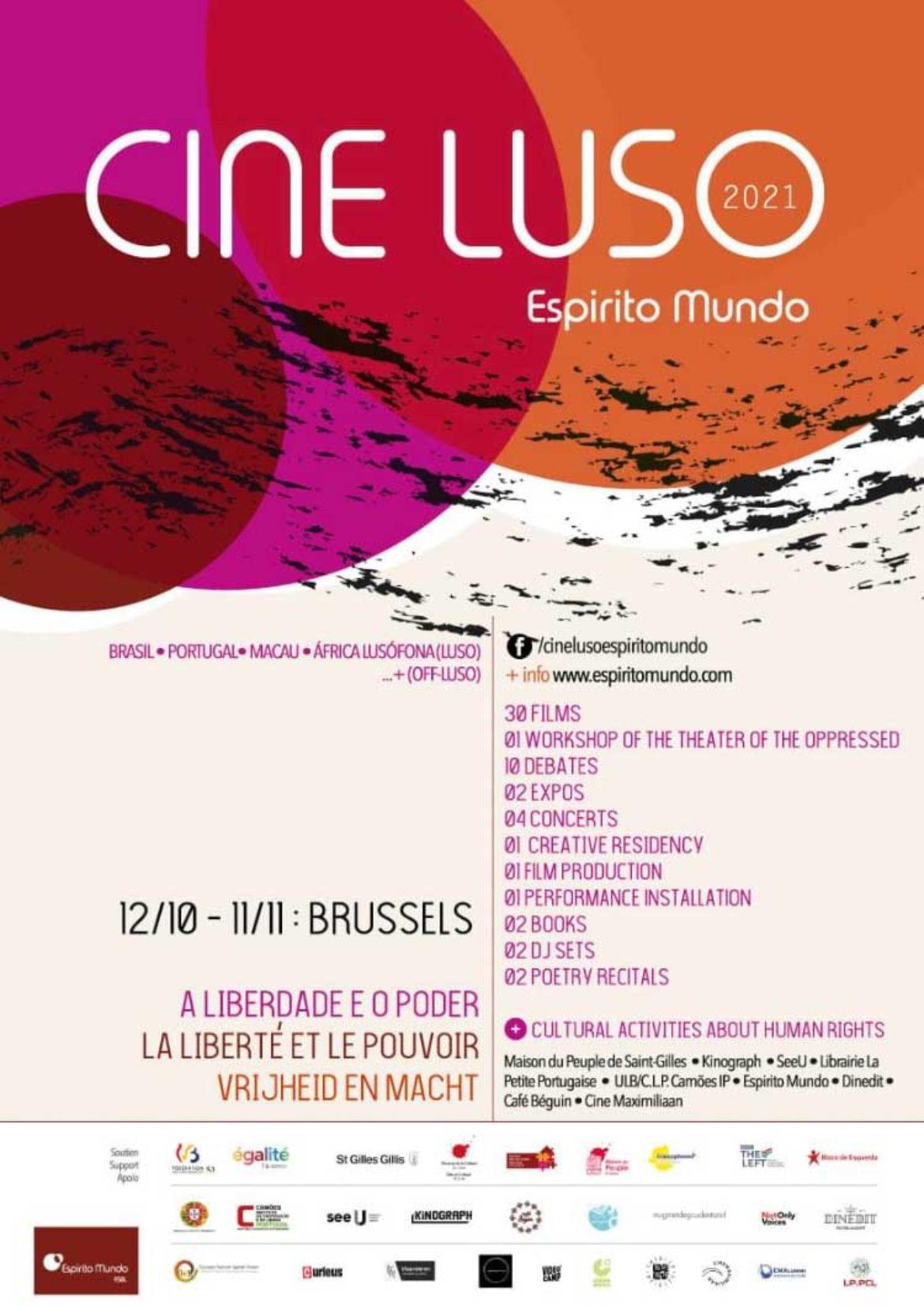 Cine Luso poster